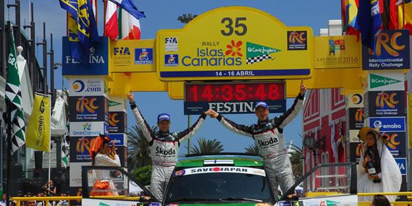 El Rally Islas Canarias, a punto de no estar en el IRC 2012