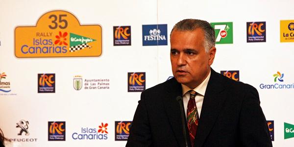 Entrevista a Germán Morales tras su nuevo cargo
