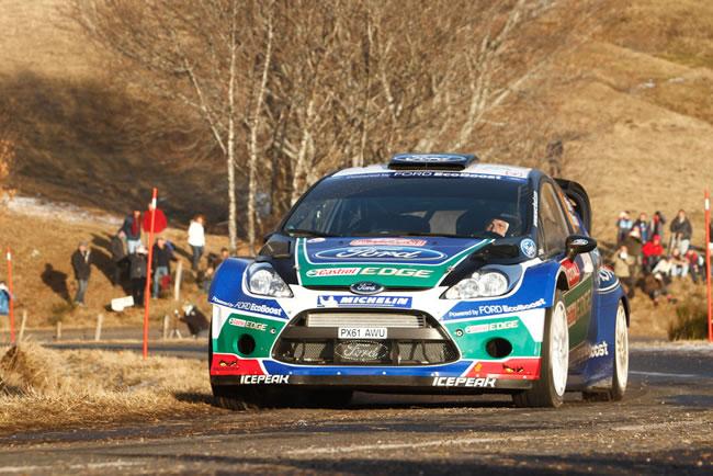 Petter Solberg ocupa la tercera posición de la general - Foto: Best of Rally Live