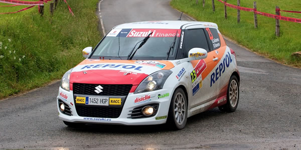 Rally Internacional Cantabria Infinita