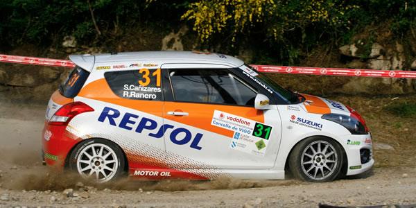 48º Rallye Internacional Rías Baixas 2012