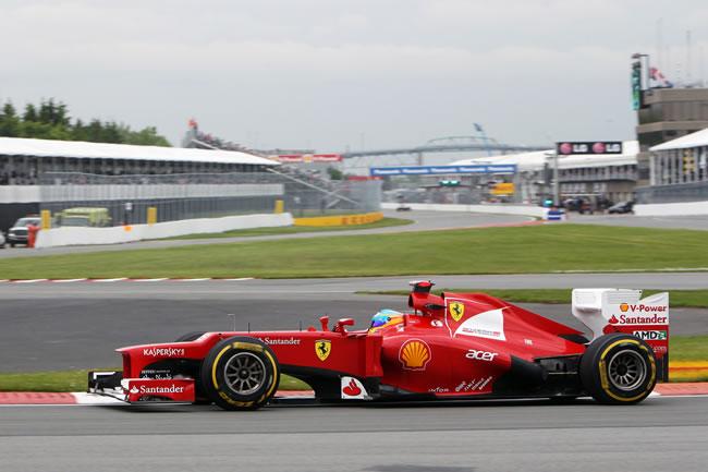 Alonso y Massa se han quedado fuera de la Q3