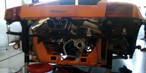 La rotura de la caja impide a Luis Monzón correr en Jerez
