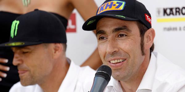 Este Dakar 2013 está siendo muy injusto conmigo