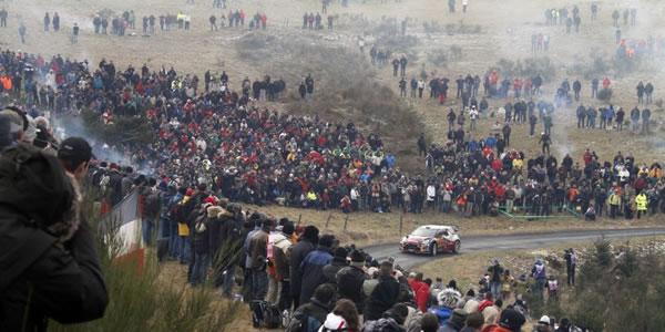Todo listo para el comienzo del WRC 2013