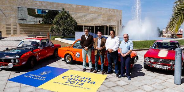 I Gran Canaria Historic Rally