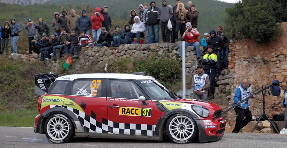 Dani Sordo corrió el último Rally de España ?con el kit RRC?