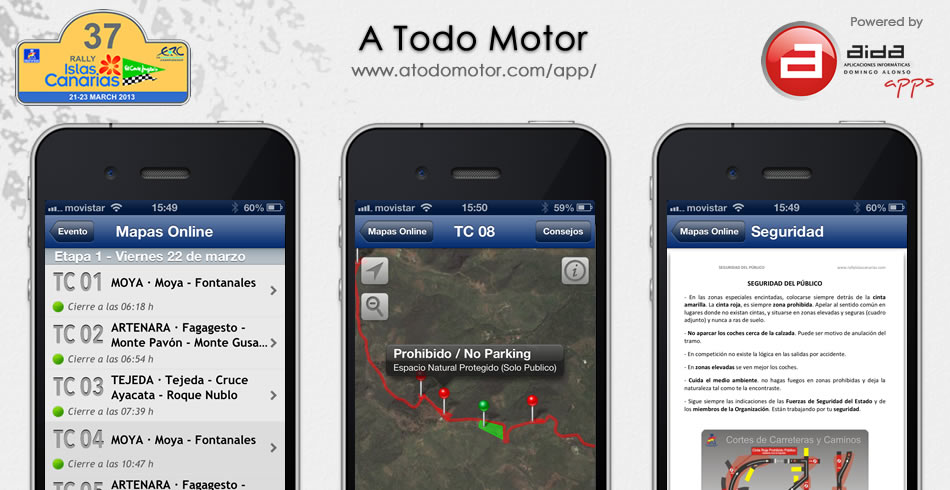 App de A Todo Motor para iOS