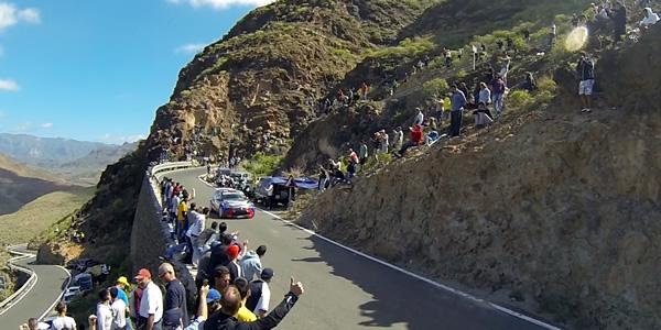 Rally Islas Canarias 2013: 10.042.657 agradecimientos