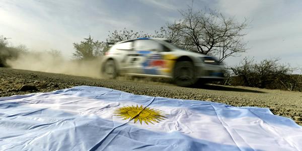 El WRC tiene en Argentina su cita del fin de semana