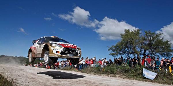 Sebastien Loeb ha ganado el Rallye de Argentina