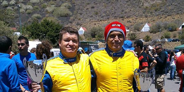 Juani Santana vence en el Slalom del C.D.I.C.