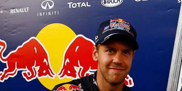 Vettel fue el más rápido en los libres 2