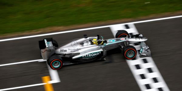 Nico Rosberg saldrá mañana desde la pole