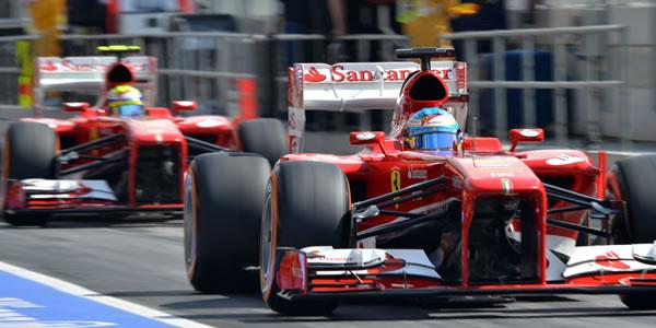 Fernando Alonso se hace con la victoria en casa