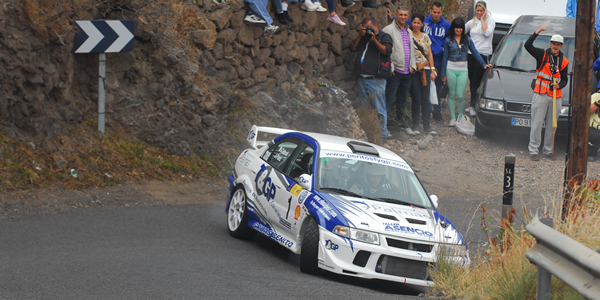 Resultado de imagen de Rally Isla de Gran Canaria