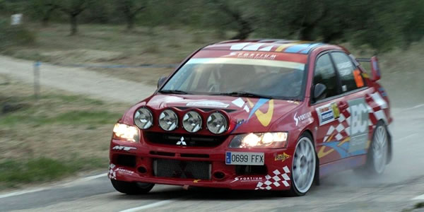 Pódium en el VII Rallye Mutxamel 2013