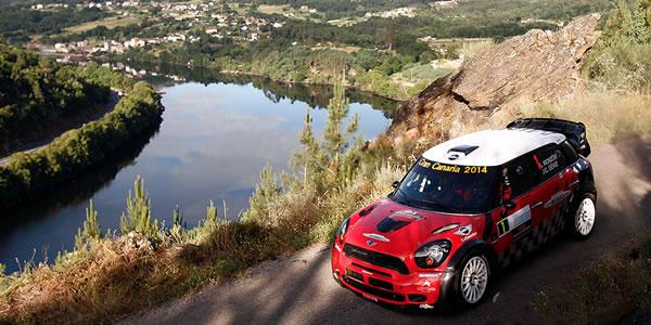 Victoria para Luis Monzón en el Rallye de Ourense 2013