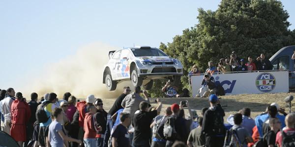 VW sigue mandando en el WRC 2013