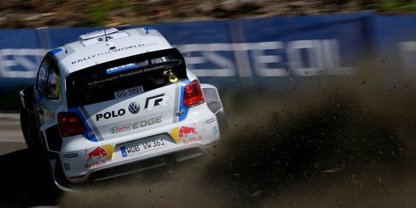 Ogier podría hacerse con el título a bordo de su Volkswagen