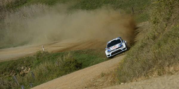 Dominio de Ogier en el Rally de Australia