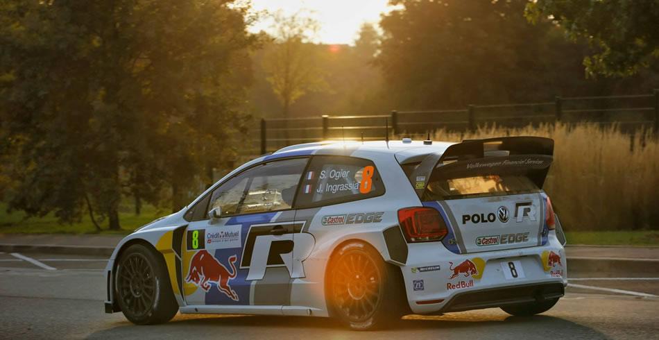 Título del WRC en su temporada de debut