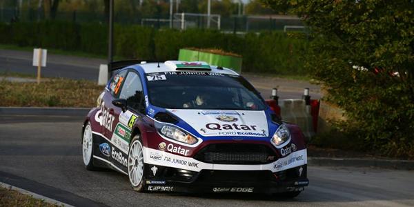 Thierry Neuville lidera el Rally de Francia