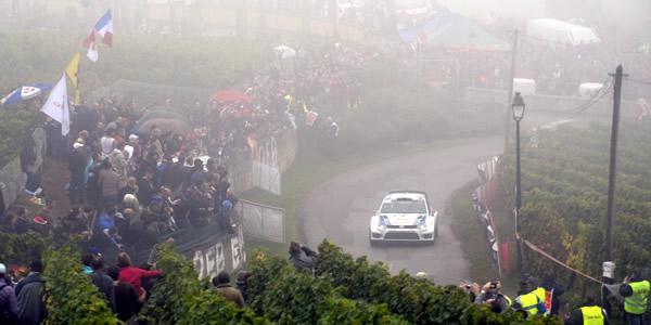 Jari-Matti Latvala, lider provisional