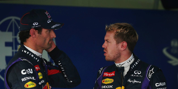 Doblete de Red Bull en el GP de Japón 2013
