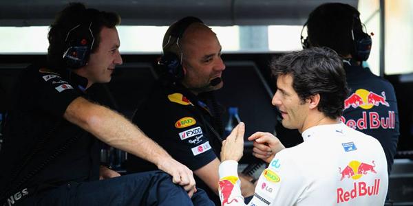 Mark Webber consiguió la pole en Abu Dhabi