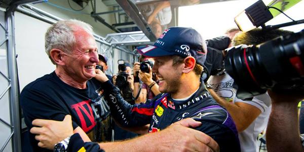 Vettel gana el Gran Premio de Abu Dhabi 2013
