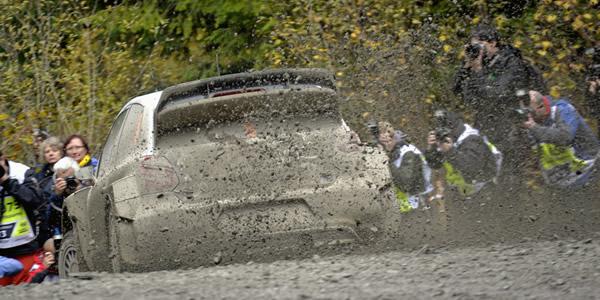 Ogier gana el Rally de Gales