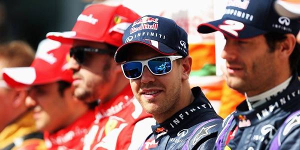 Sebastian Vettel logra la victoria en el GP de Estados Unidos