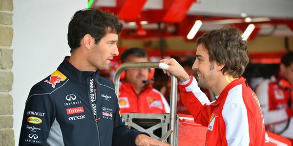 Fernando Alonso ya es subcampeón