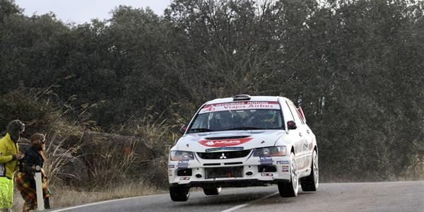 JoséAntonioSuárez gana el Rally de Madrid