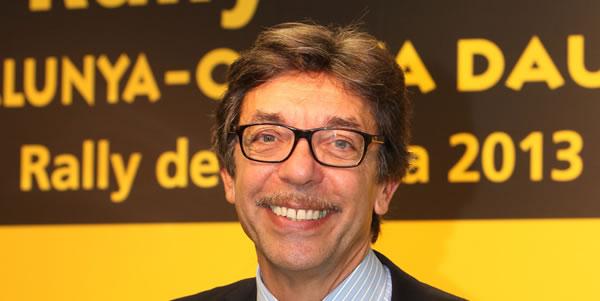 Aman Barfull, presidente de la Comisión de Rallies FIA