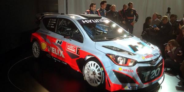 Dani Sordo ya es piloto Hyundai  WRC 2014