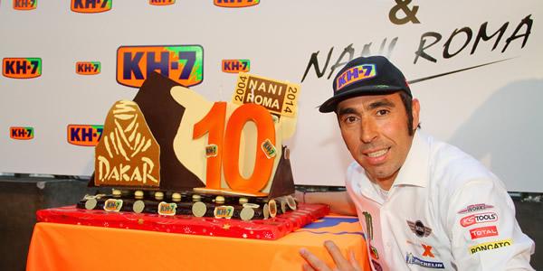 Nani Roma quiere volver a ganar el Dakar