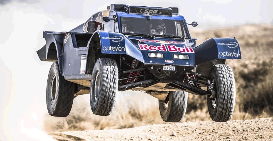 Carlos Sainz estará presente en el Rally Dakar 2014