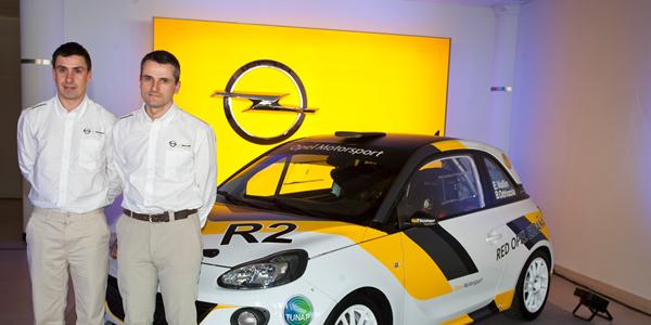 Presentado el Opel ADAM R2