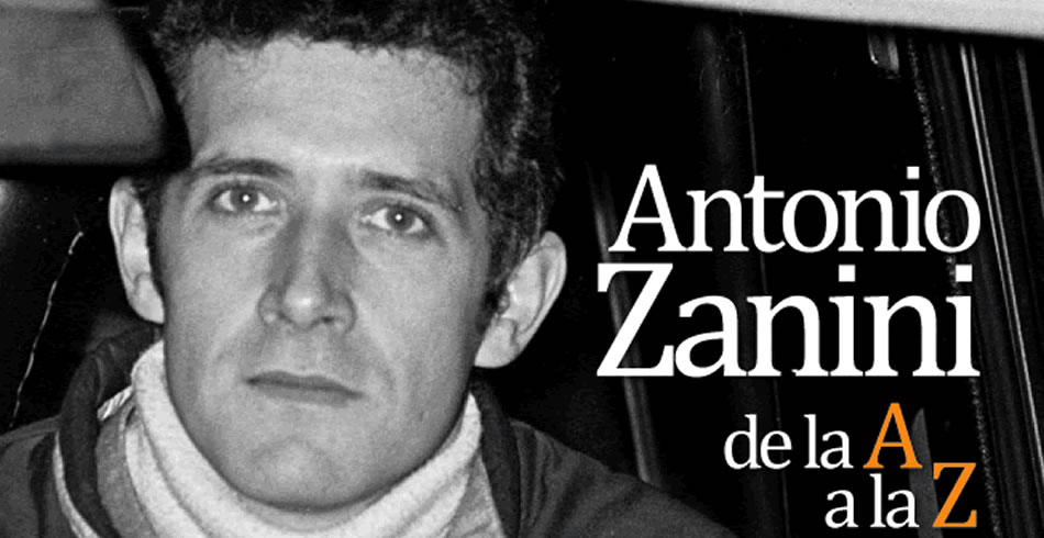 Antonio Zanini, de la A a la Z