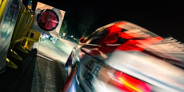 1º Premio de fotografía del 38 Rally Islas Canarias 'El Corte Inglés'