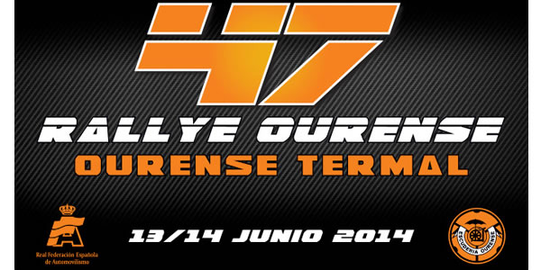 El Rallye Ourense Termal, próxima cita del CERA