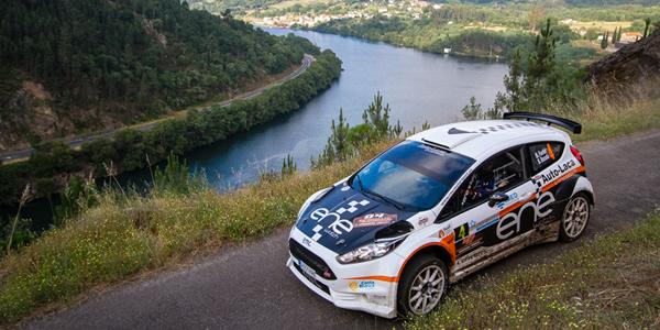Miguel Fuster gana el Rallye Ourense 2014
