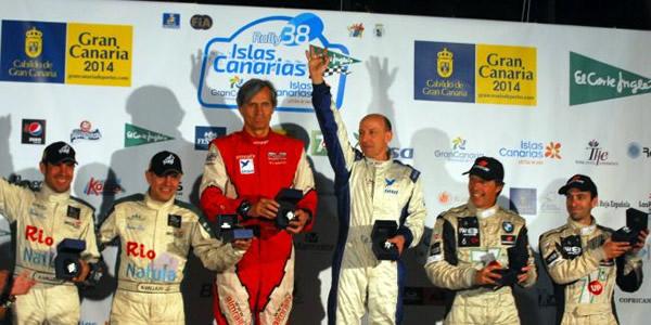 El Rally Islas Canarias sigue creciendo