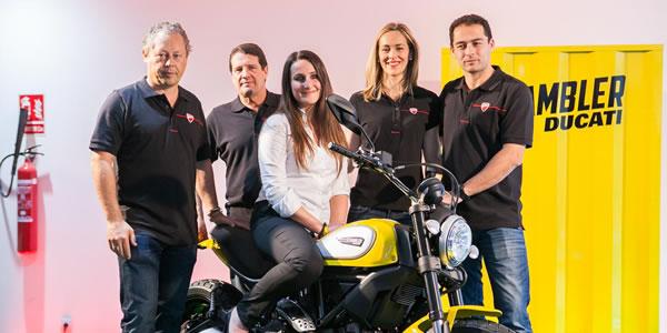 Domingo Alonso comercializa Ducati Gran Canaria