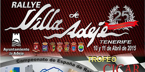Lista Oficial de Inscritos del Villa de Adeje