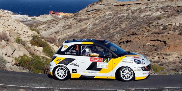Opel Motorsport Team Spain, a la carga
