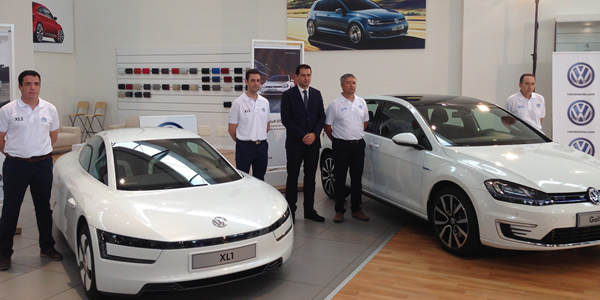 Volkswagen apuesta por el EcoRally