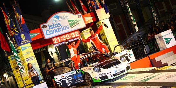 Miguel Fuster y Nacho Aviñó, vencedores